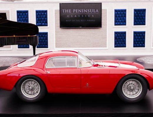 1954 Maserati A6GCS/53 Berlinetta by Pinin Farina from the Monaco-based Destriero Collection