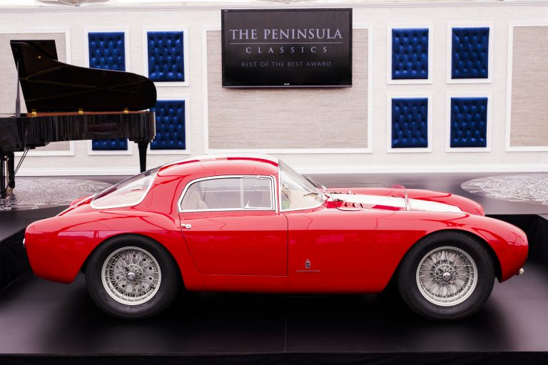 The Peninsula Classics Best of the Best Award Winner