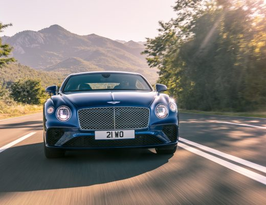 The All New Bentley Continental GT