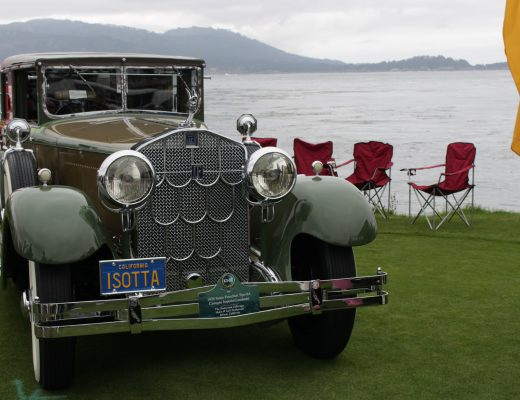 The Pebble Beach Concours d'Elegance Gallery