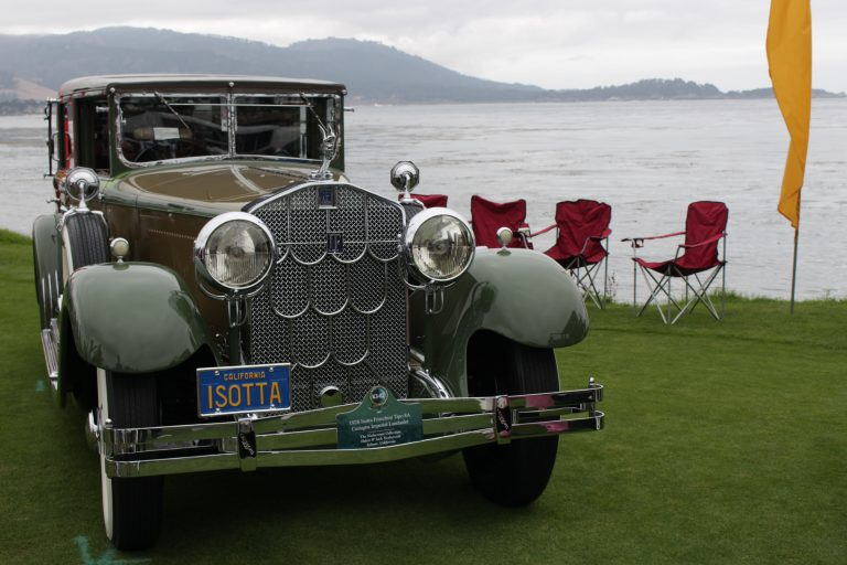 Photo Gallery: The Pebble Beach Concours d'Elegance