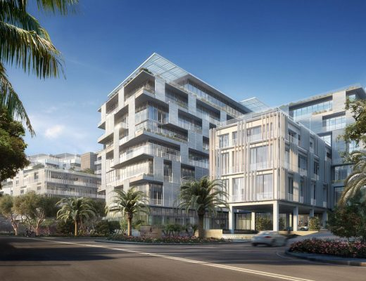 Piero Lissoni Builds a New Ritz-Carlton Residences in Miami Beach
