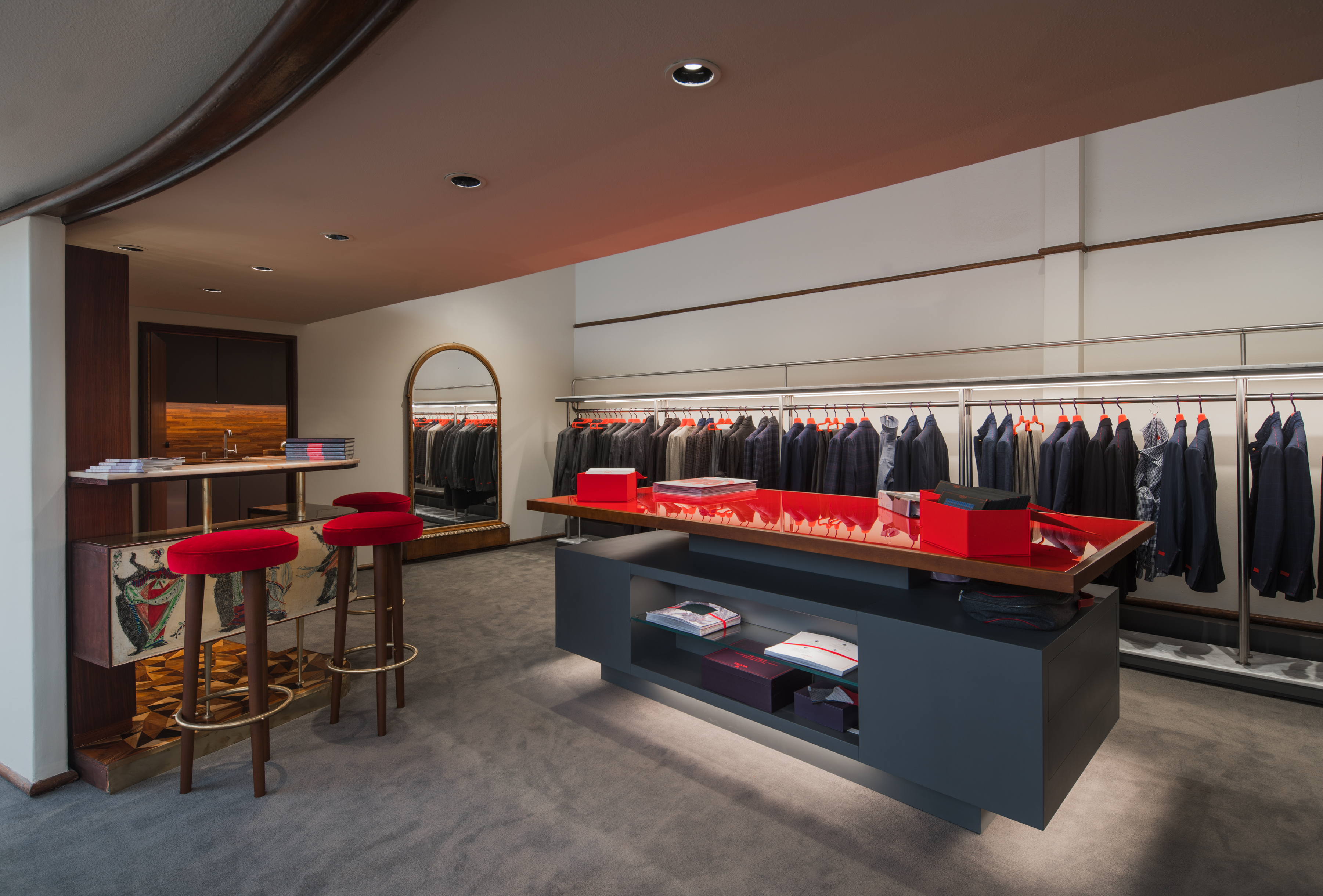 ISAIA's All-New San Francisco Boutique