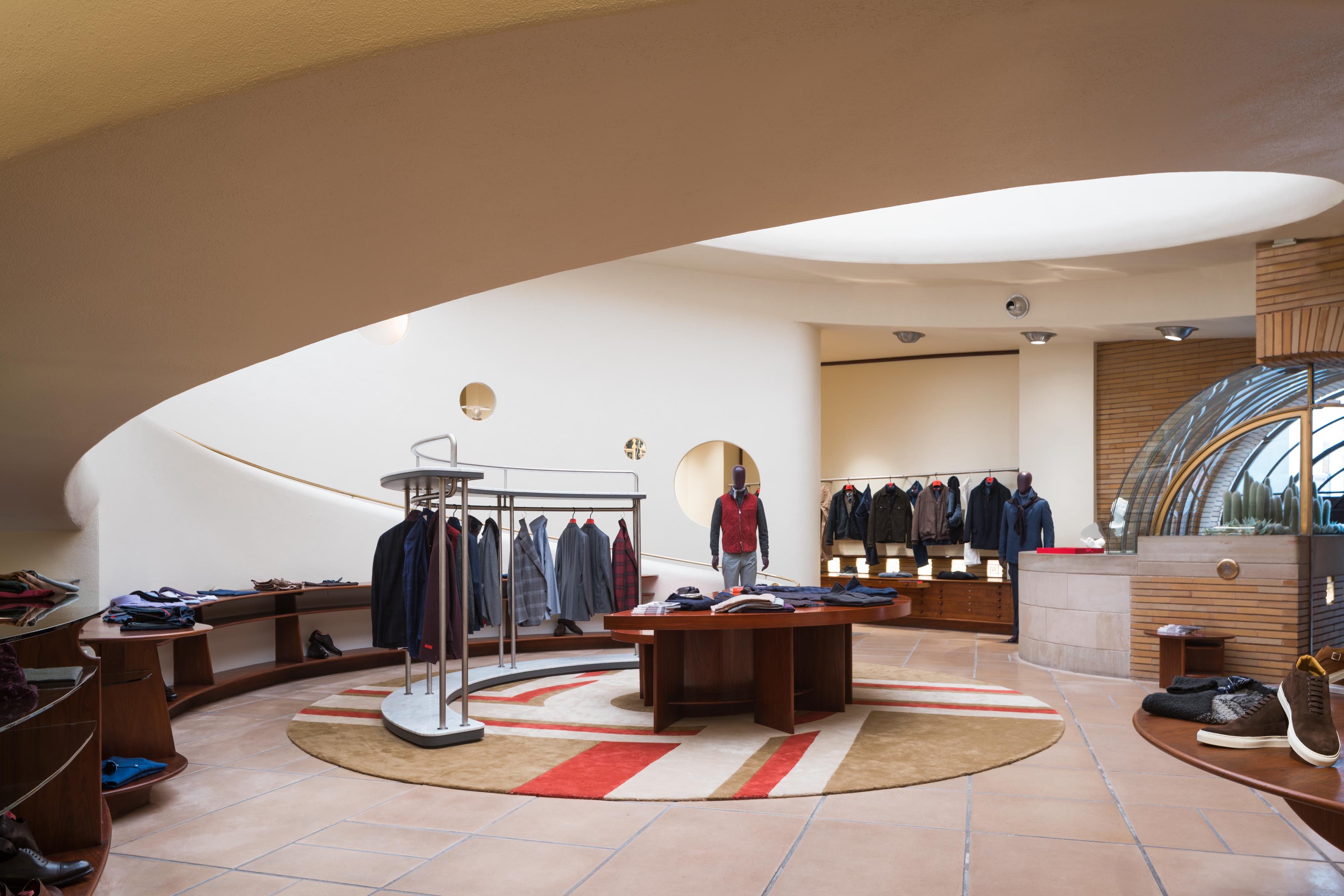 ISAIA's All-New San Francisco Boutique - main floor