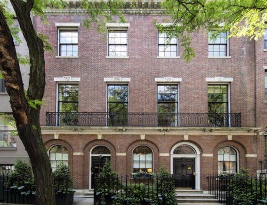 David Rockefeller's 27 Million Dollar NYC Townhouse