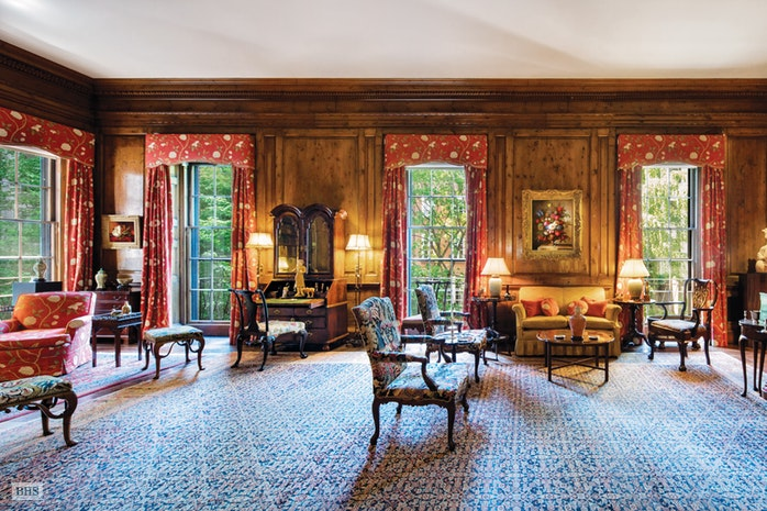 David rockefeller 39 s 27 million dollar nyc townhouse the for Nyc townhouse for sale