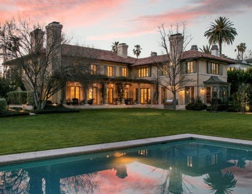 Jim Belushi's Brentwood Park Home Hits The Market At 38.5 Million