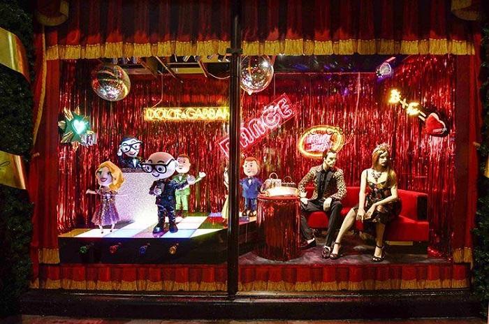 Dolce & Gabbana X Harrods