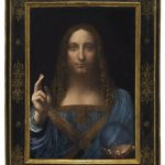 Last privately held work by Da Vinci to go to auction tomorrow in New York