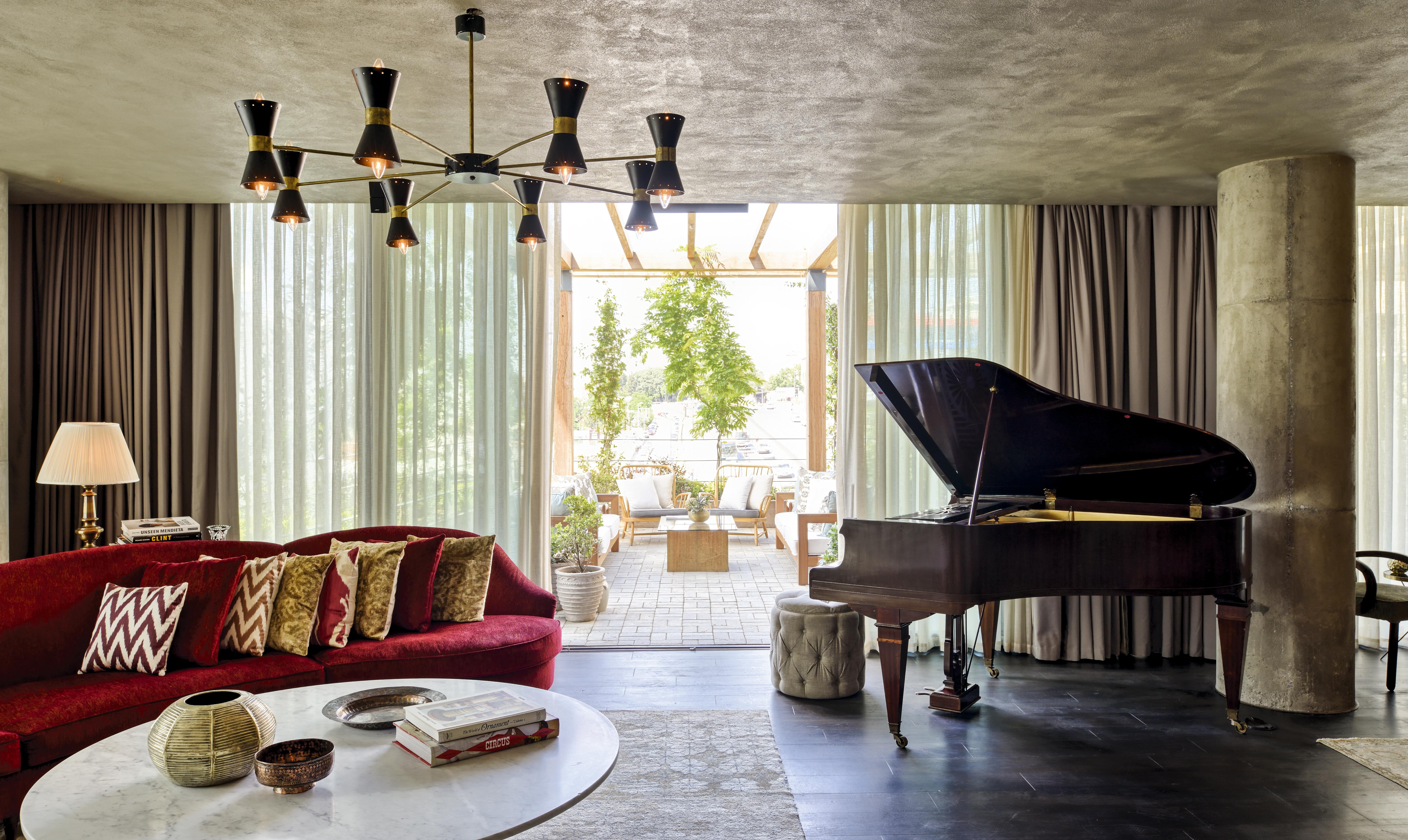 The Phenomenal Soho House Istanbul