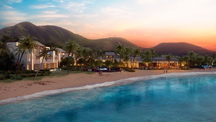 Park Hyatt Opens Their First Hotel in The Caribbean