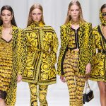 Versace's Spring/Summer 2018 Campaign is Reminiscent of Days Long Gone
