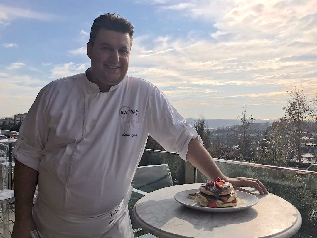 Interview with Executive Chef Claudio Chinali of EatalyInterview with Executive Chef Claudio Chinali of Eataly
