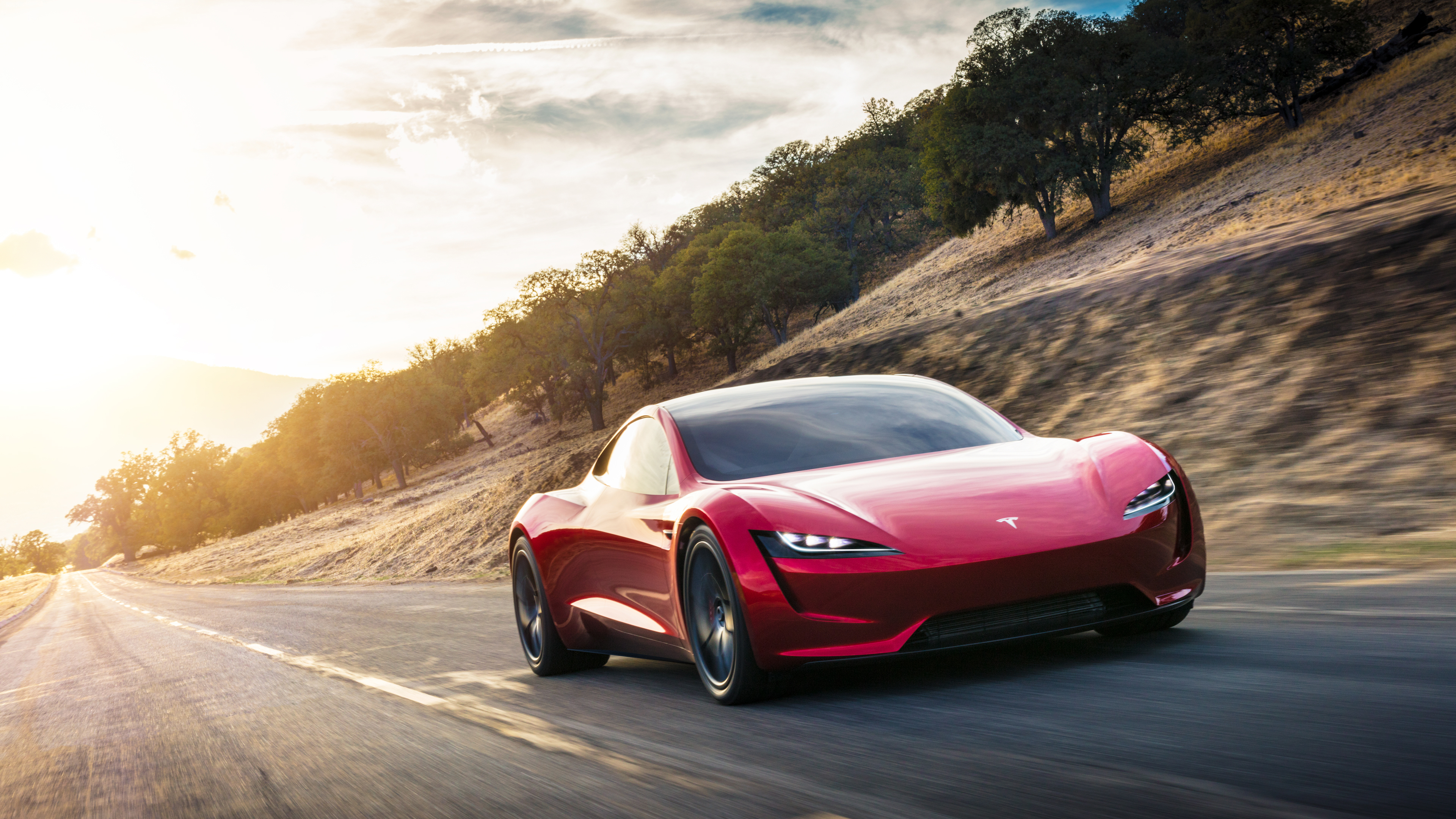 The All New Tesla Roadster