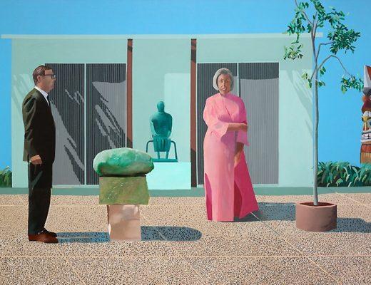 American Collectors Hockney