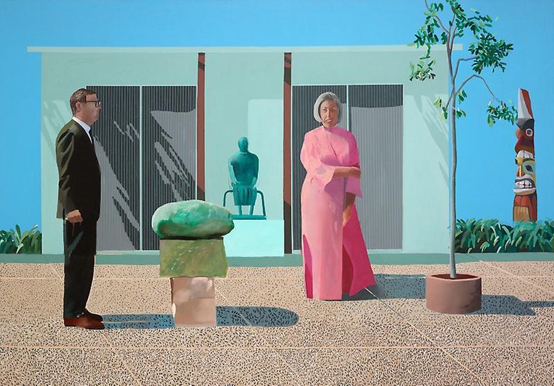 Hockney: Retrospection over a Retrospective