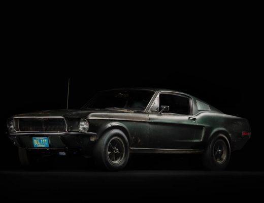 """The Story of The 1968 """"Bullitt"""" Ford Mustang"""