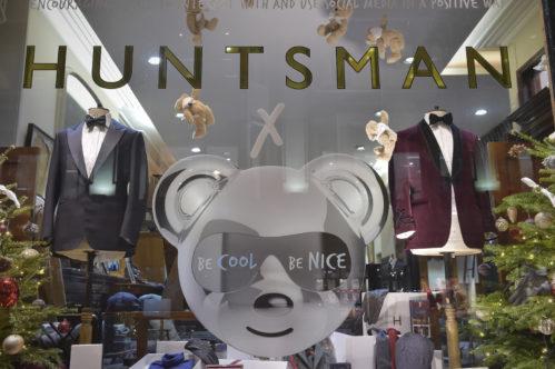 Huntsman X Be Cool Be Nice - an anti-bullying collaboration