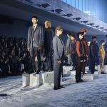 Ermenegildo Zegna's Couture Winter 2018 Menswear Show
