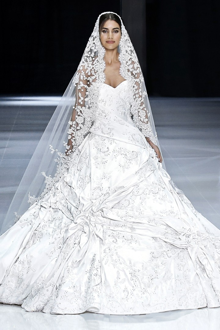 Ralph&Russo's Spring 2018 Haute Couture Show