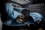 Bugatti Type 57SCCoupé Wins The Third Annual The Peninsula Classics Best of The Best Award in Paris
