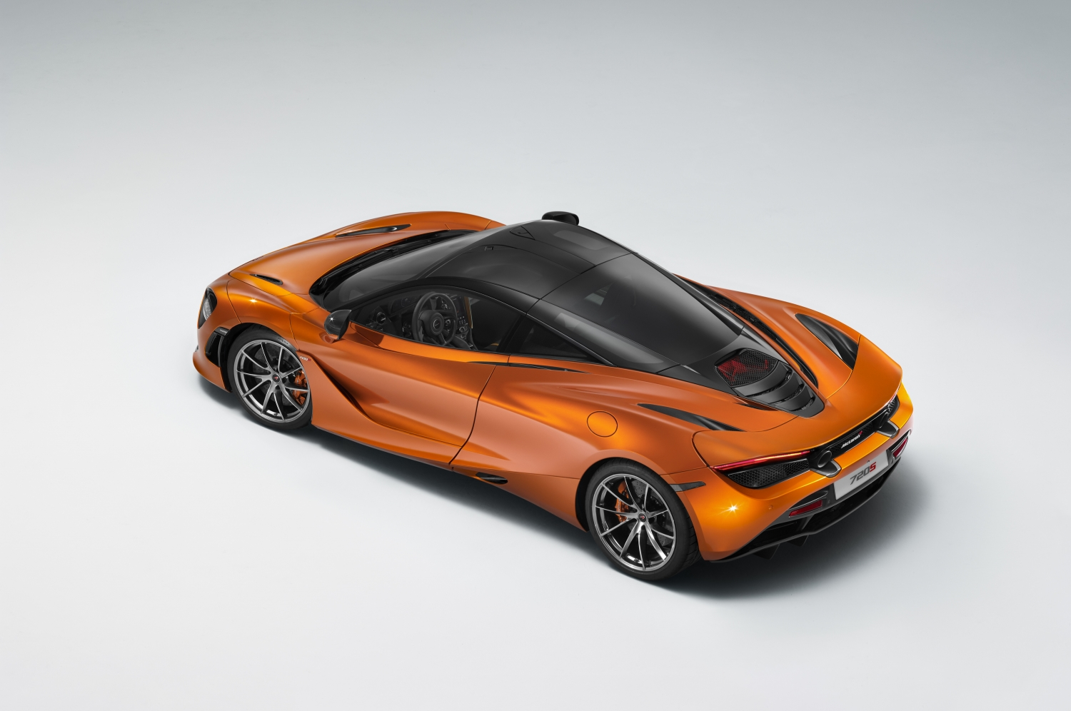 McLaren 720S Dubbed Most Beautiful Supercar of the Year 2017
