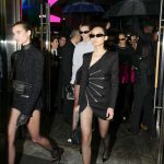 The Alexander Wang Gang Gets Serious for FW18