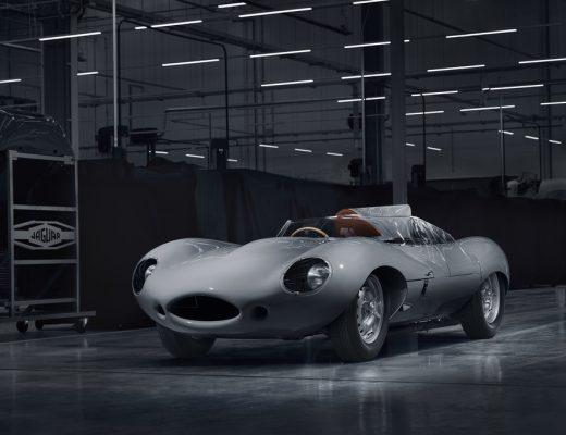 Jaguar Classic Relaunches the Iconic D-type Race Car