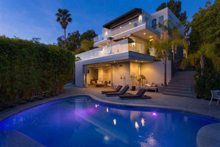Price Cut on Harry Styles' Hollywood Hills Home