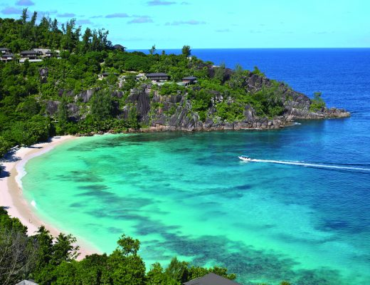 Four Seasons Seychelles - Scenic view