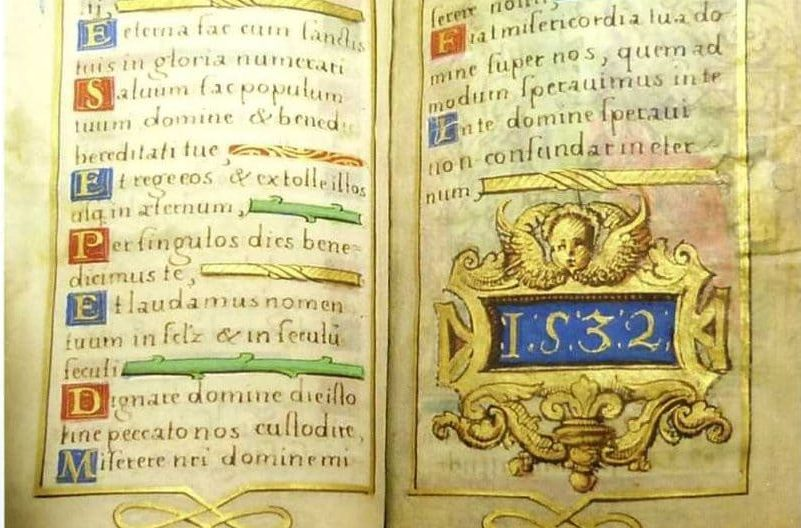 France Has Won: The Book of Hours of King Francois I Returns to France