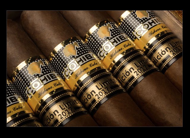 Cuba's 2017 Edición Limitada Cigars