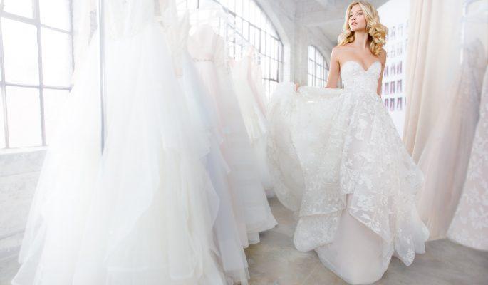 A Look into Bridal Designer Hayley Paige