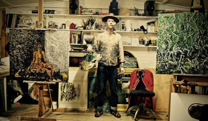 Talking Art: Interview with Prince Rostislav Romanov