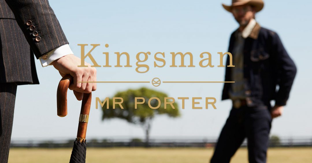 67df1e1e94 Internationally acclaimed online Menswear boutique, MR PORTER has once  again teamed up with Film Producer Matthew Vaughn to announce the launch of  their ...