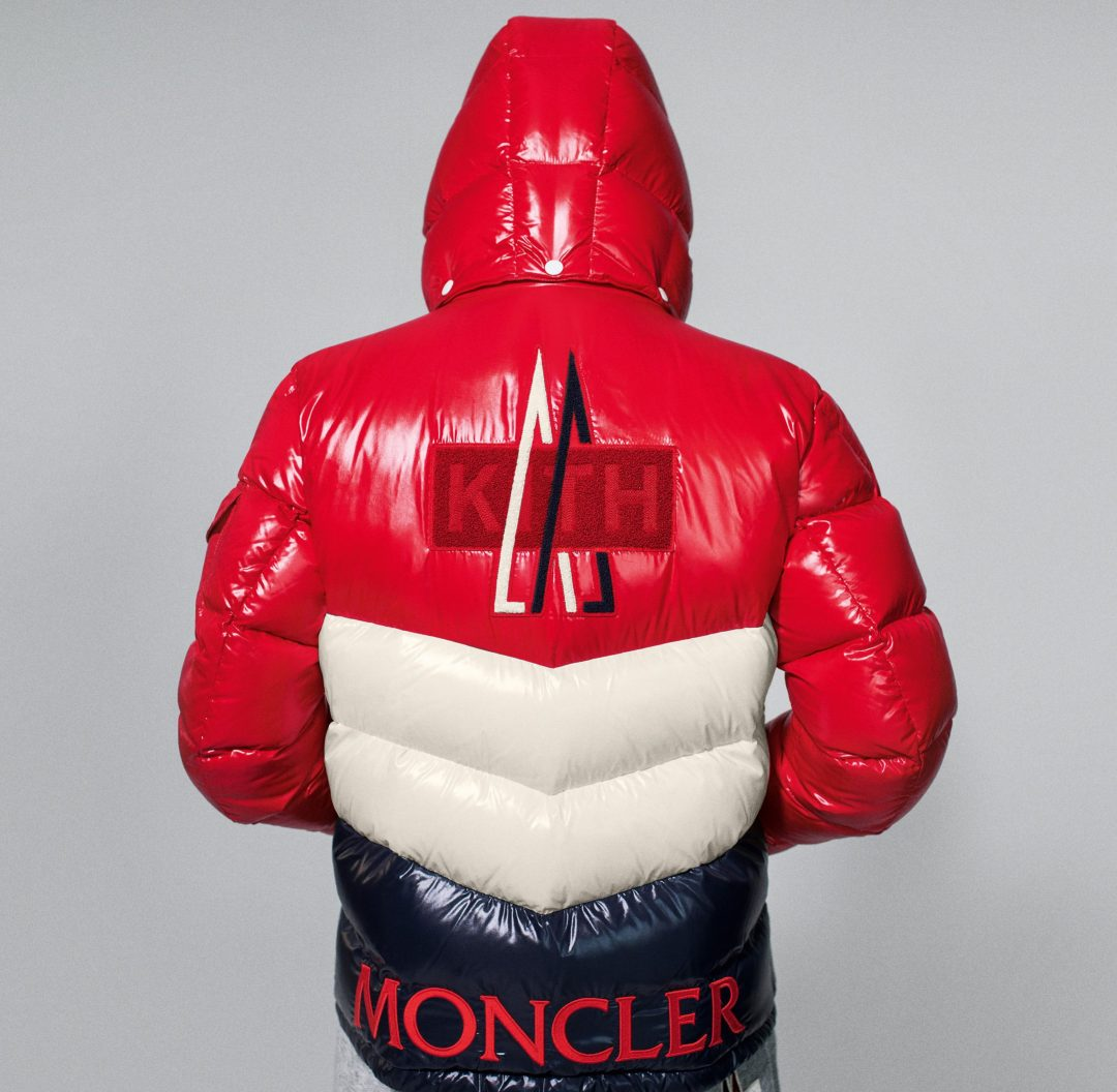 Kith x Moncler Collaborate on new streetwear collection  c4cf610cbd7