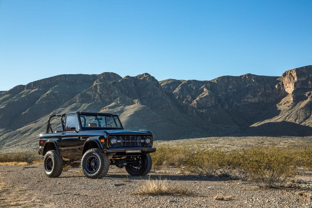 The Most Luxurious Ford Bronco | The Extravagant