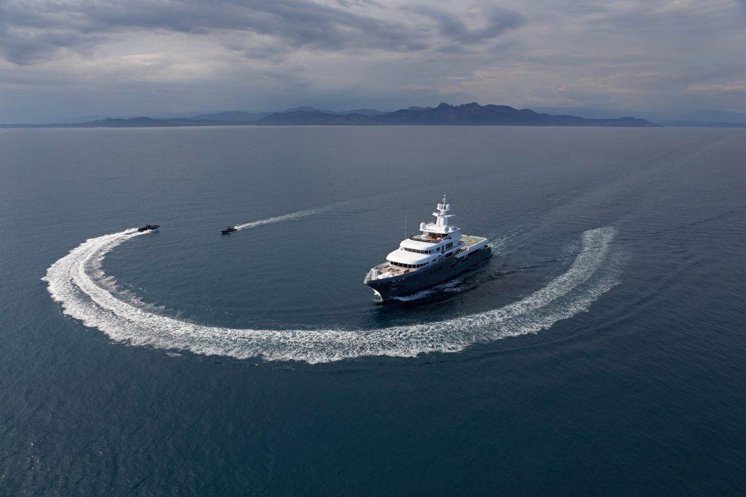 Superyacht The Extravagant
