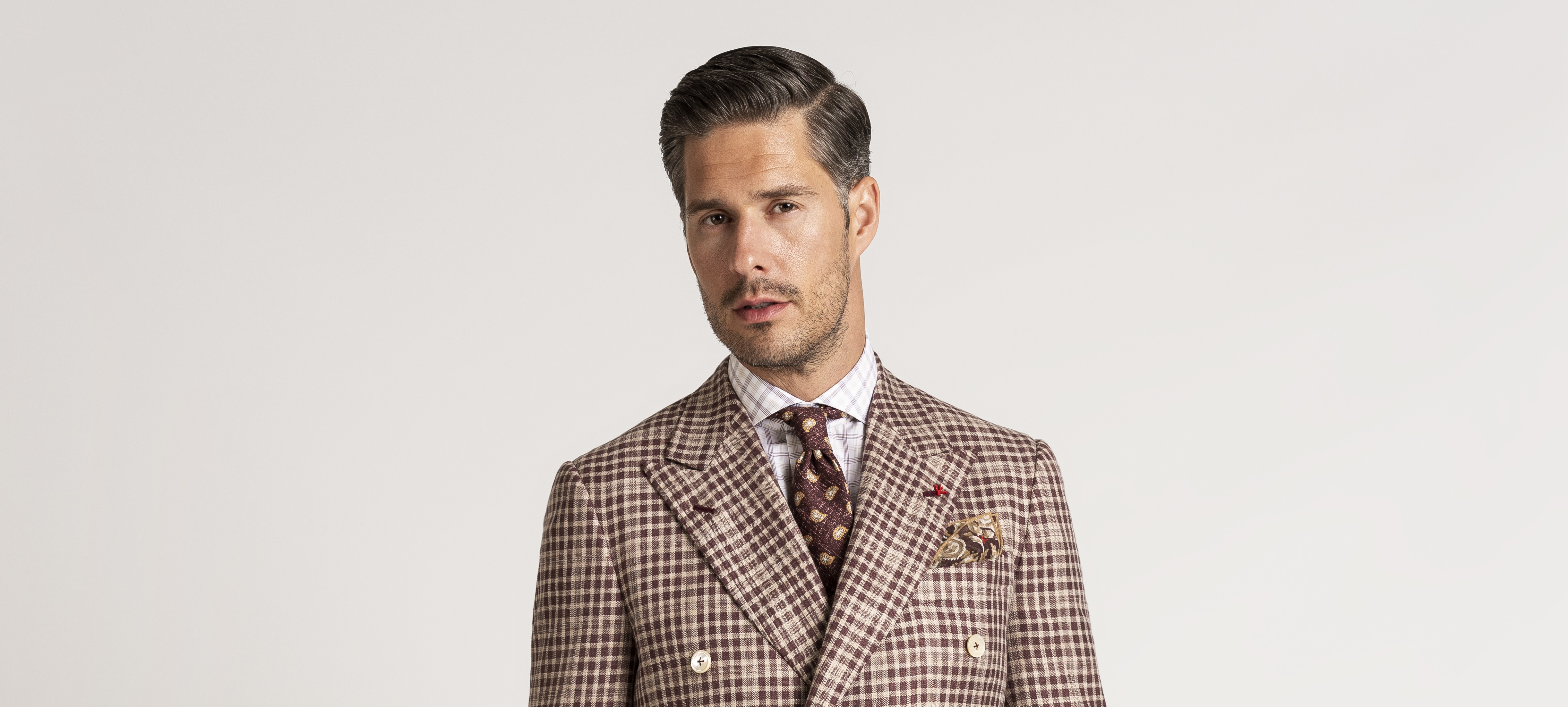 74166ab294 How a Bourbon King influenced ISAIA's S/S 2020 Collection